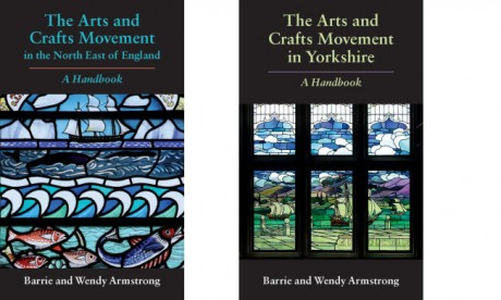Arts and Crafts Movement Handbooks - both volumes